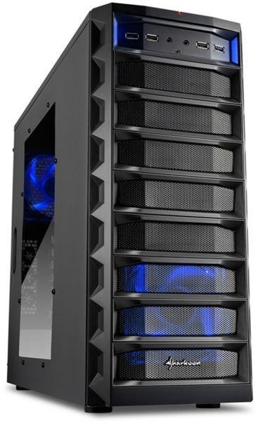 NEXOC. Gaming FX-8350 GTX960 4G (8GB DDR3 SSD 120GB HDD 1TB)