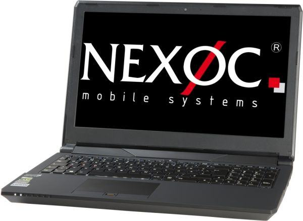 NEXOC. G515 i7-4720HQ / 16GB / 250GB SSD / GTX 960M / Windows 10
