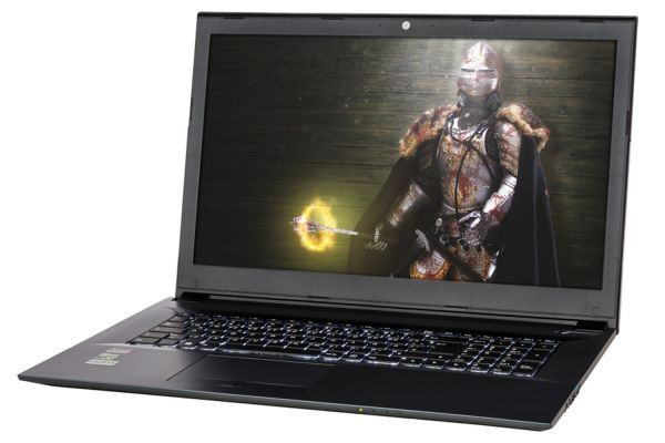 "%G1740 Notebook i7-8750H (8GB, 240GB SSD + HDD 1TB GeForce GTX 1050 4GB - FHD nGT (17,3""))"