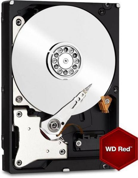 HDD WD Red WD50EFRX 5TB/8,9/600 Sata III 64MB (D)